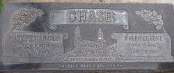 Mary Felma Felma <i>Bailey</i> Chase