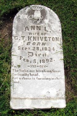 Ann L. Kniveton