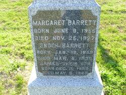 Margaret <i>Barningham</i> Barrett