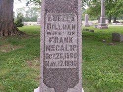 Luella <i>Dillman</i> McCalip
