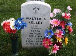 Walter A Kelley