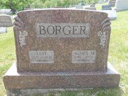 Agnes Mae <i>Dugan</i> Borger