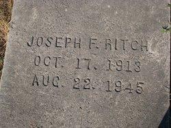 Joseph F Ritch