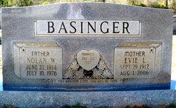 Evie Lois <i>Burrell</i> Basinger