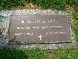 Jo Ellen <i>Odenweller</i> Ochs