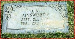 A V Ainsworth