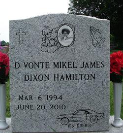 D'Vont� Mikel James Apple Dixon-Hamilton
