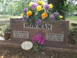 Mary Nell <i>Stewart</i> Bowman