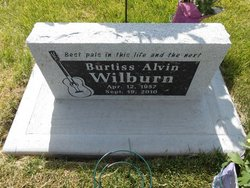 Burtiss Alvin Wilburn
