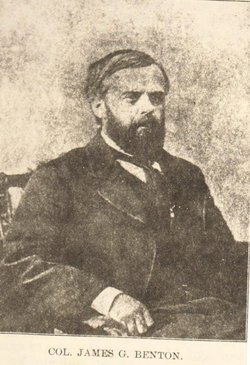Col James Gilchrist Benton