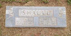 Lydia E Shaull