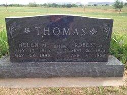 Robert A Thomas