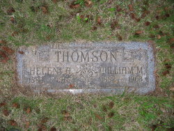 William M Thomson