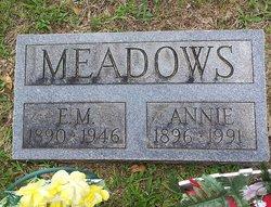 Annie Meadows