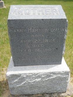 Feronica Fanny <i>Bowman</i> Bartholomew