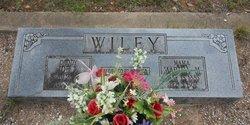 Martha Matilda <i>Eaves</i> Wiley