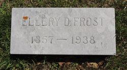 Ellery Daniel Frost