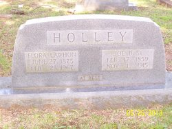 Joseph Benjamin Holley, Sr