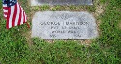 George Izard Davisson