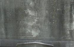 Luthera Willard <i>Howard</i> Puffer