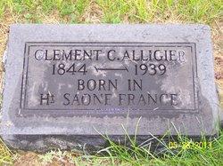 Clement Charles Alligier