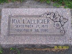 Ida Isabella Alligier