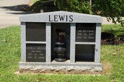 Lucille <i>Miller</i> Lewis