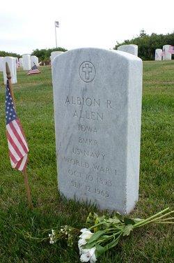 Albion Richardson Allen
