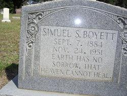Simuel Sylvester Boyett