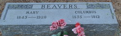 Mary Francis <i>Bray</i> Beavers