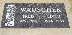 Edith Emeline <i>Stark</i> Wauschek