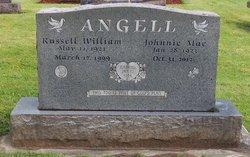 Johnnie Mae <i>Wilkerson</i> Angell