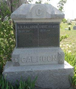 B. N. Calhoun