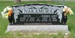 Jock Nakamura
