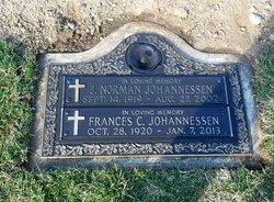 Frances Caroline Fran <i>Gilbert</i> Johannessen
