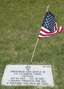 Frederick Leo Doyle, III