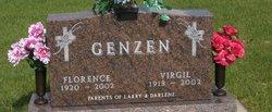 Florence Elfrieda <i>Hinz</i> Genzen