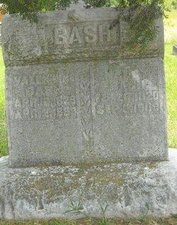 Nancy <i>Crosley</i> Bash