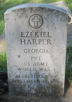 Pvt Ezekiel Harper