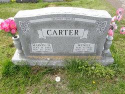 Marvin D Carter