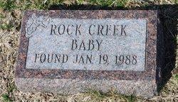 Rock Creek Baby