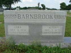 Edgar Altus Barnbrook