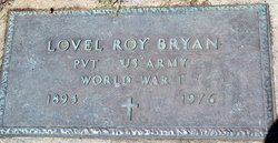 Lovel R Bryan
