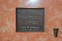 John W Daugherty