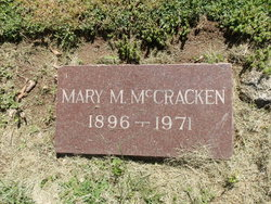 Mary <i>Mohler</i> McCracken