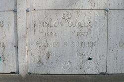 Inez V <i>Dahlgren</i> Cutler
