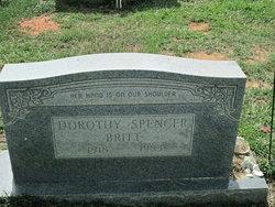 Dorothy <i>Spencer</i> Britt