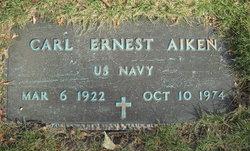 Carl Ernest Aiken