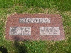 Albert Francis Dodge