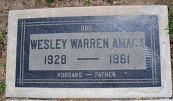 Wesley Warren Amack